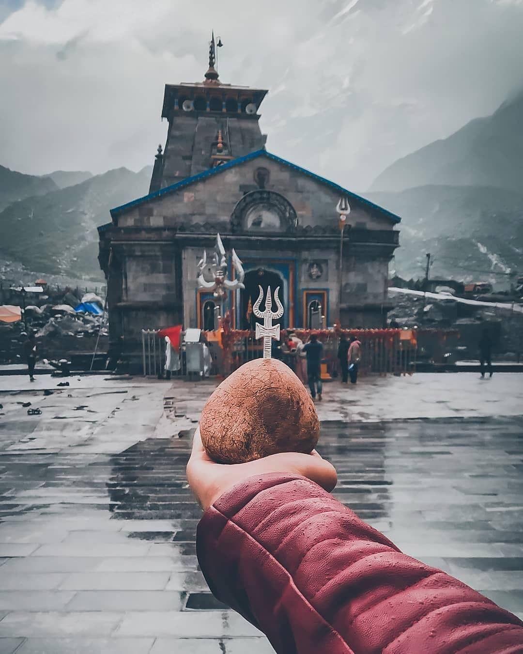 kedarnath temple images